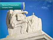 Marble Monument PowerPoint Templates