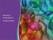 Abstract Leaf Modèles des présentations  PowerPoint