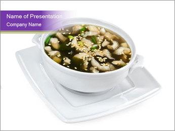 Asian Soup Modèles des présentations  PowerPoint