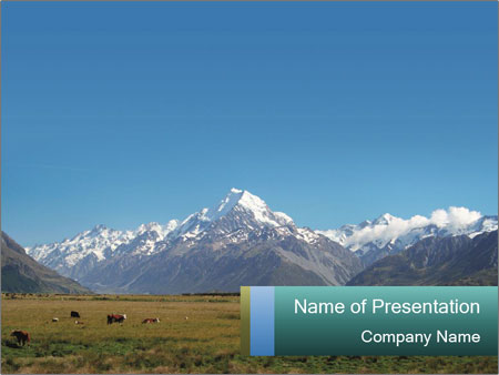 Mountains in new zealand powerpoint template backgrounds id mountains in new zealand powerpoint template toneelgroepblik Choice Image