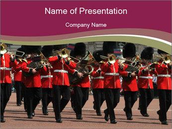 Patriotism in Great Britain PowerPoint Template