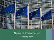 European Commission PowerPoint Templates