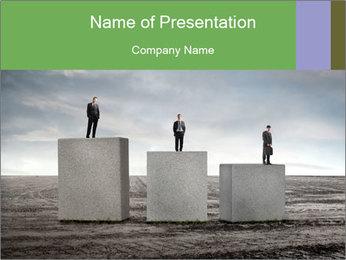 Business Statistics PowerPoint Template