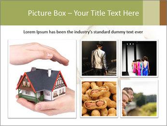 Beige Teddy Bear Modèles des présentations  PowerPoint - Diapositives 19