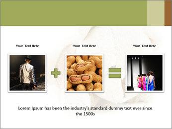 Beige Teddy Bear Modèles des présentations  PowerPoint - Diapositives 22