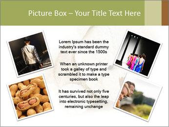 Beige Teddy Bear Modèles des présentations  PowerPoint - Diapositives 24