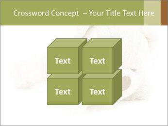 Beige Teddy Bear Modèles des présentations  PowerPoint - Diapositives 39