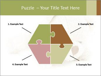Beige Teddy Bear Modèles des présentations  PowerPoint - Diapositives 40