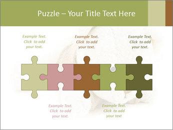 Beige Teddy Bear Modèles des présentations  PowerPoint - Diapositives 41