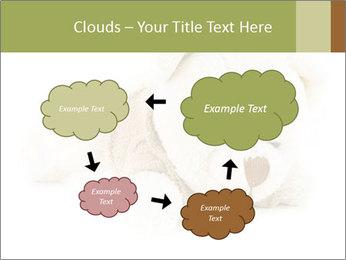 Beige Teddy Bear Modèles des présentations  PowerPoint - Diapositives 72