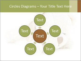 Beige Teddy Bear Modèles des présentations  PowerPoint - Diapositives 78