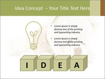 Beige Teddy Bear Modèles des présentations  PowerPoint - Diapositives 80