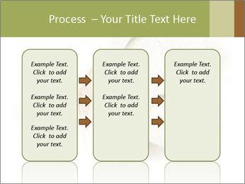 Beige Teddy Bear Modèles des présentations  PowerPoint - Diapositives 86