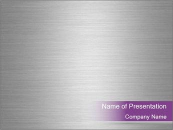 Silver Surface Modèles des présentations  PowerPoint
