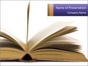 Book Collection PowerPoint Templates