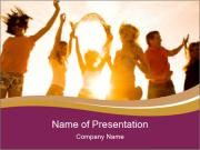 Youth powerpoint template smiletemplates happy youth powerpoint template toneelgroepblik Gallery