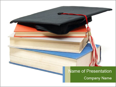 university degree powerpoint template amp backgrounds id