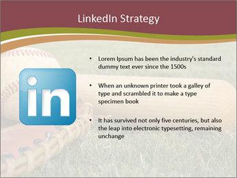 Popular Baseball Game PowerPoint Template - Slide 12