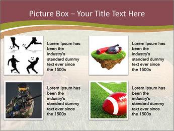 Popular Baseball Game PowerPoint Template - Slide 14
