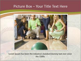 Popular Baseball Game PowerPoint Template - Slide 15