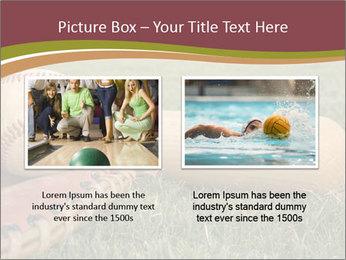 Popular Baseball Game PowerPoint Template - Slide 18