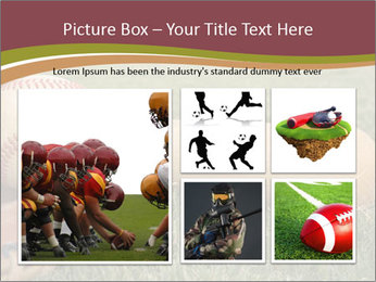 Popular Baseball Game PowerPoint Template - Slide 19