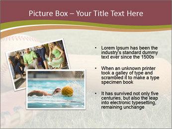 Popular Baseball Game PowerPoint Template - Slide 20