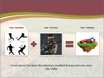 Popular Baseball Game PowerPoint Template - Slide 22