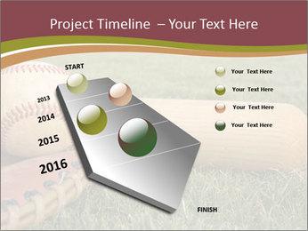 Popular Baseball Game PowerPoint Template - Slide 26