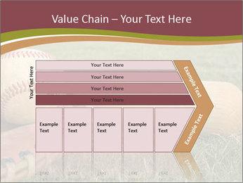 Popular Baseball Game PowerPoint Template - Slide 27