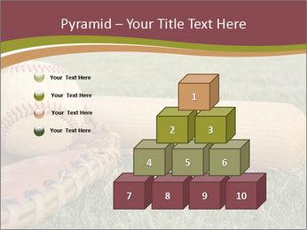 Popular Baseball Game PowerPoint Template - Slide 31