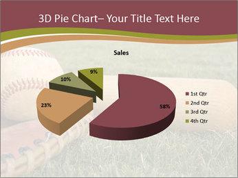 Popular Baseball Game PowerPoint Template - Slide 35