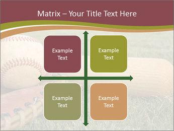 Popular Baseball Game PowerPoint Template - Slide 37