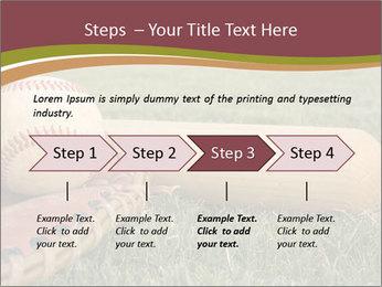 Popular Baseball Game PowerPoint Template - Slide 4