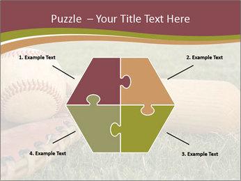 Popular Baseball Game PowerPoint Template - Slide 40