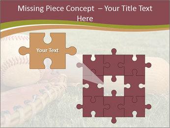 Popular Baseball Game PowerPoint Template - Slide 45