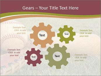 Popular Baseball Game PowerPoint Template - Slide 47