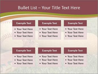 Popular Baseball Game PowerPoint Template - Slide 56