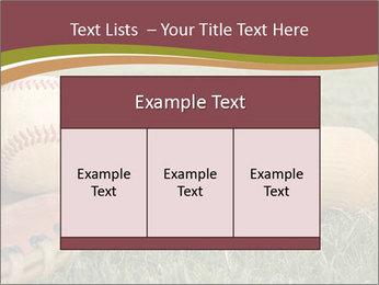Popular Baseball Game PowerPoint Template - Slide 59