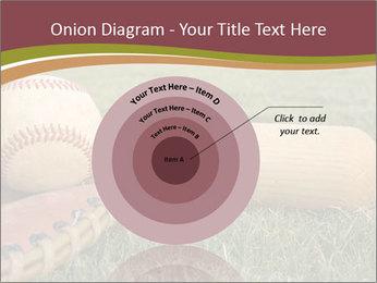 Popular Baseball Game PowerPoint Template - Slide 61