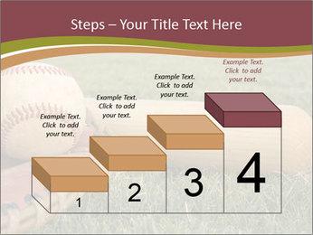 Popular Baseball Game PowerPoint Template - Slide 64