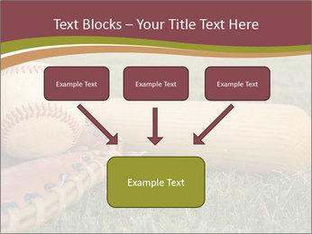 Popular Baseball Game PowerPoint Template - Slide 70
