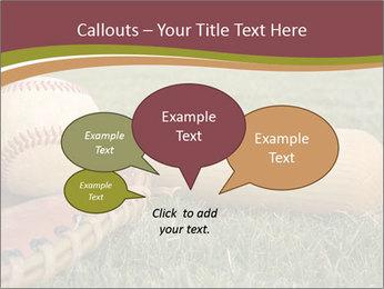 Popular Baseball Game PowerPoint Template - Slide 73
