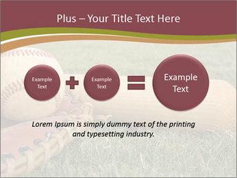 Popular Baseball Game PowerPoint Template - Slide 75