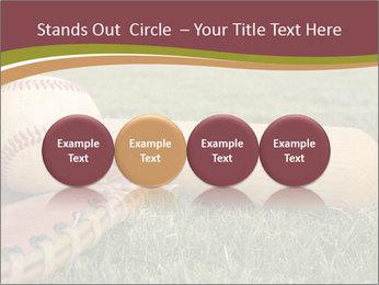 Popular Baseball Game PowerPoint Template - Slide 76
