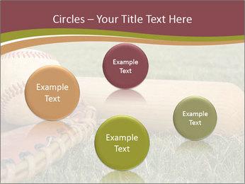 Popular Baseball Game PowerPoint Template - Slide 77