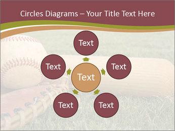 Popular Baseball Game PowerPoint Template - Slide 78