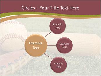 Popular Baseball Game PowerPoint Template - Slide 79