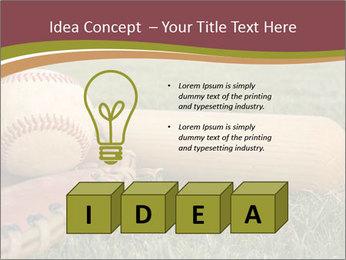 Popular Baseball Game PowerPoint Template - Slide 80