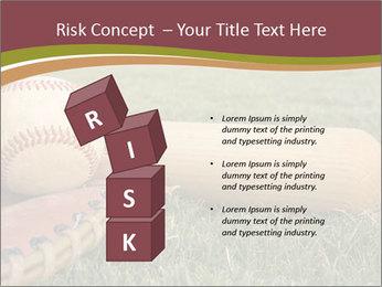 Popular Baseball Game PowerPoint Template - Slide 81